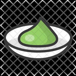 Wasabi Icon