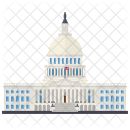 Washington Capitol Icon