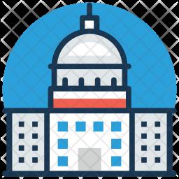 Washington DC Icon