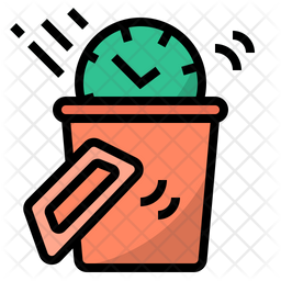 Waste Time Icon