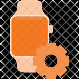 Watch configuration Icon