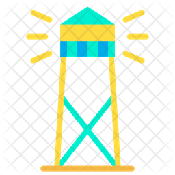 Watch Tower Icon
