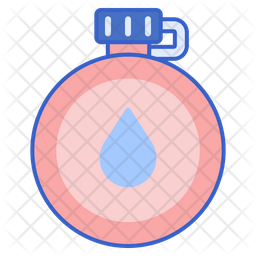 Water Canteen Icon