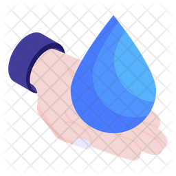 Water Conservation Icon