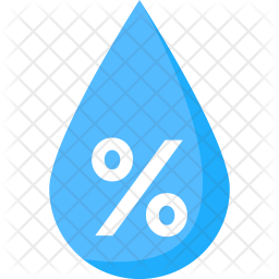 Water Conservation Flat Icon