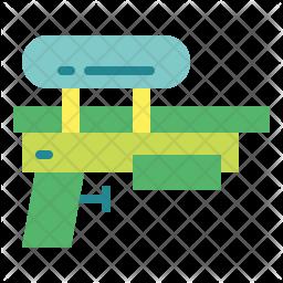 Water gun Icon