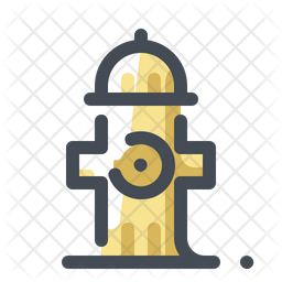 Water Hydrant Icon