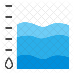 Water Level Icon