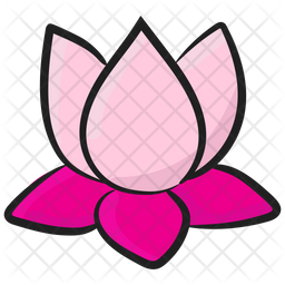 Water Lily Icon