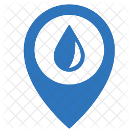 Water location Icon