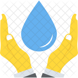 Water Protection Flat Icon