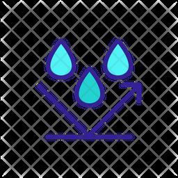 Water Repellent Icon