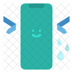 Water Resistnt Icon