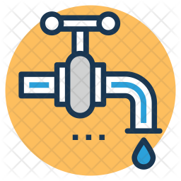 Water Supply Icon