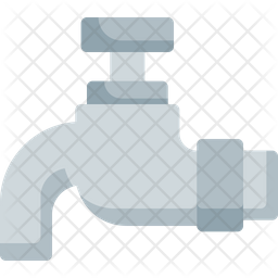 Water tap Flat Icon