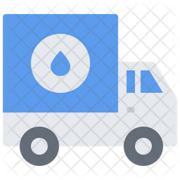 Water truck Icon