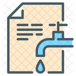 Waterbill Icon