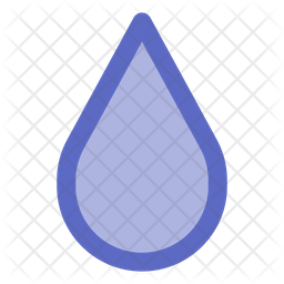 Waterdrop Icon