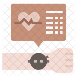 Wearable devices Icon