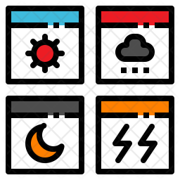 Weather Application Icon