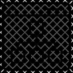 Web Algorithm Icon