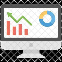Web Analytics Icon png