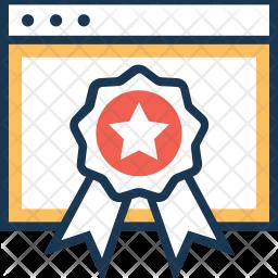 Web Award Icon