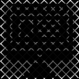 Web concept Icon