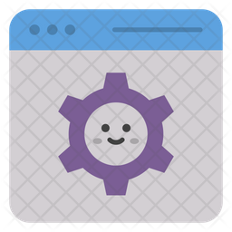 Web Configuration Emoji Icon