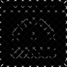 Web Dashboard Glyph Icon