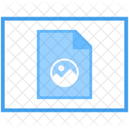 Web File Icon