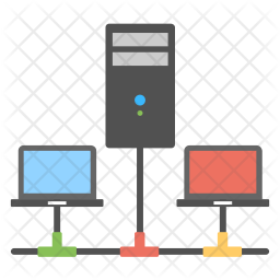 Web Hosting Services Icon