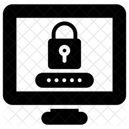 Web Login Icon