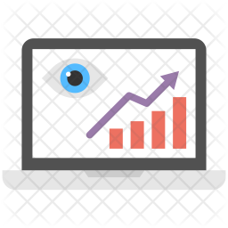 Web Marketing Analysis Icon