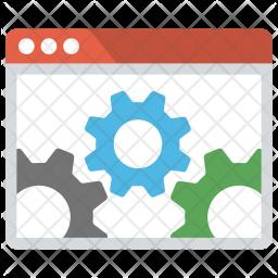 Web Optimization Icon