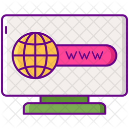 Web Pages Icon