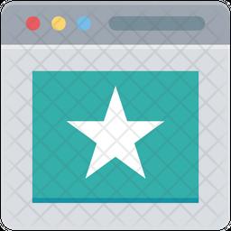 Web Ranking Icon