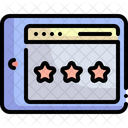 Web Rating Icon