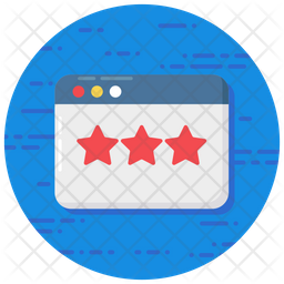 Web Reviews Icon