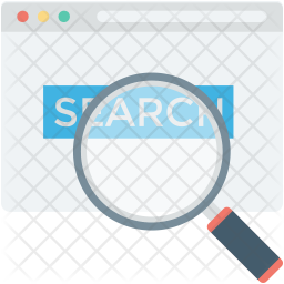 Web Search Icon