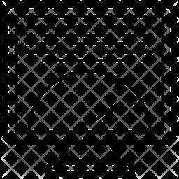 Web Speed Line Icon