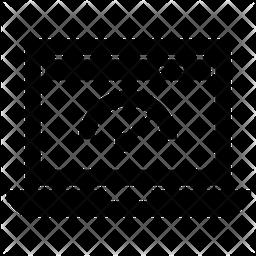 Web Speed Glyph Icon