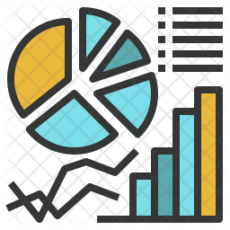 Web Traffic Analysis Icon Of Colored Outline Style Available In Svg Png Eps Ai Icon Fonts