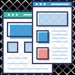 Web User Interface Icon