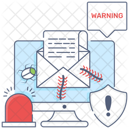 Web Warning Icon