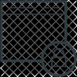 Website Line Icon