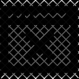 Website Blocked Icon
