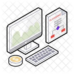 Website flowchart Icon