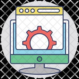 Website Optimization Icon