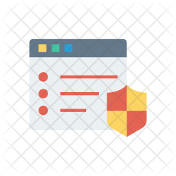 Website Protection Icon